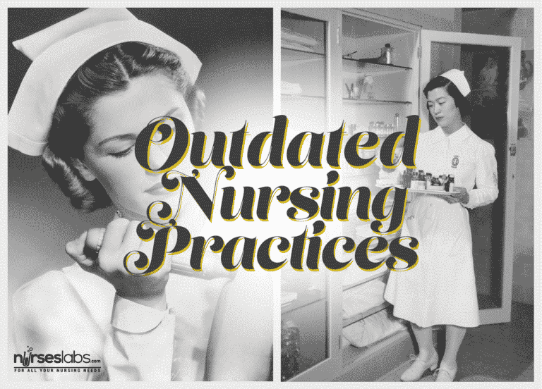 12 Outdated Nursing Practices