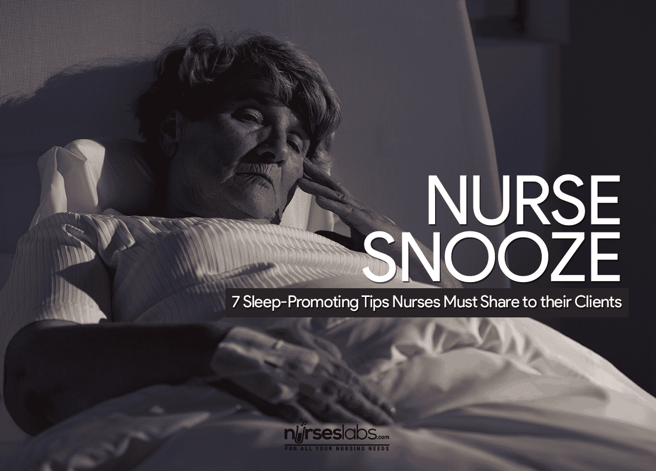 Medical Abbreviations Doc - Nurse snooze 7 sleep promoting tips nurses must share to their clients