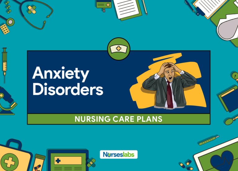 Anxiety Disorders Nursing Care Plans