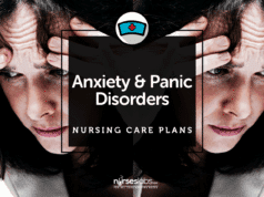 7 Anxiety and Panic Disorders Nursing Care Plans