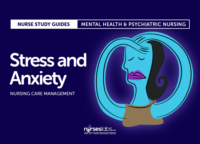 Stress and Anxiety Nursing Care Management