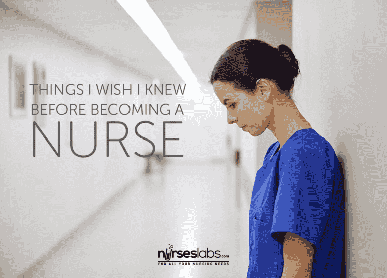 10 Things I Wish I Knew Before Becoming A Nurse