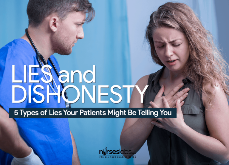 5 Types of Lies Your Patients Might Be Telling You