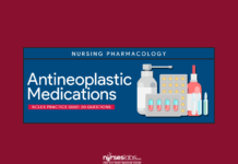 Antineoplastic Medications NCLEX Practice Quiz (20 items)