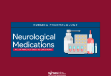 Neurological Medications NCLEX Practice Quiz (20 items)