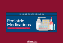 Pediatric Medications and Administrations NCLEX Practice Quiz (20 items)