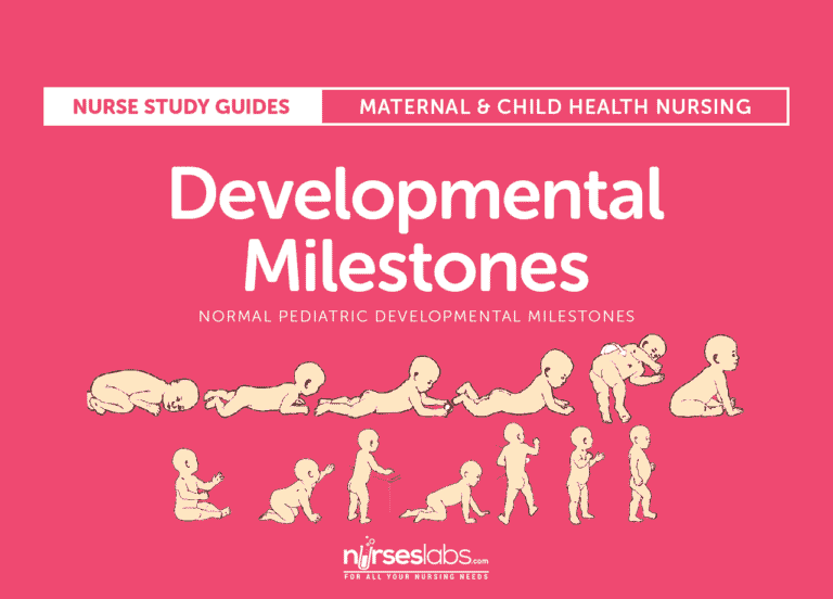 Normal Pediatric Developmental Milestones