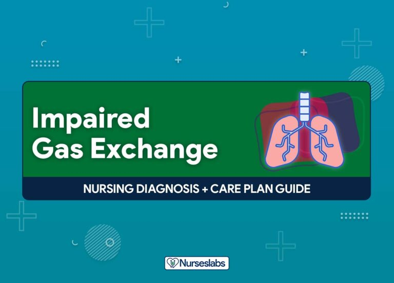 Impaired Gas Exchange - Nursing Diagnosis and Care Plan Guide