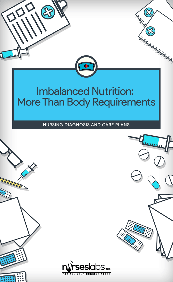 nursing diagnosis of imbalanced nutrition and metabolism Get the best imbalanced nutrition: less than body requirements care plan writing services  imbalanced nutrition care plan diagnosis   metabolism will also be.