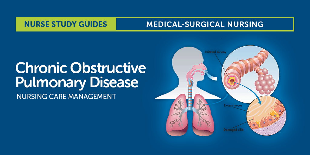 chronic obstructive pulmonary disease copd management The diagnosis of chronic obstructive pulmonary disease (copd) should be  suspected in patients with risk factors (primarily a history of.