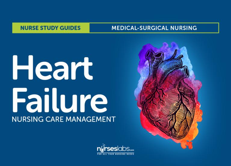 Heart Failure Nursing Care Management: A Study Guide