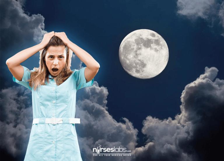 5 Nursing Horrors During a Full Moon