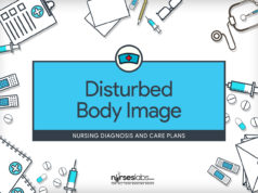 Disturbed Body Image – Nursing Diagnosis & Care Plan - Nurseslabs