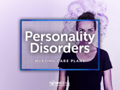 4 Personality Disorders Nursing Care Plans