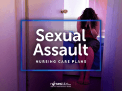 Sexual Assault Nursing Care Plan