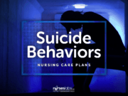 3 Suicide Behaviors Nursing Care Plans