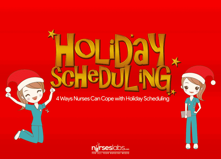 4 Ways Nurses Can Cope with Holiday Scheduling