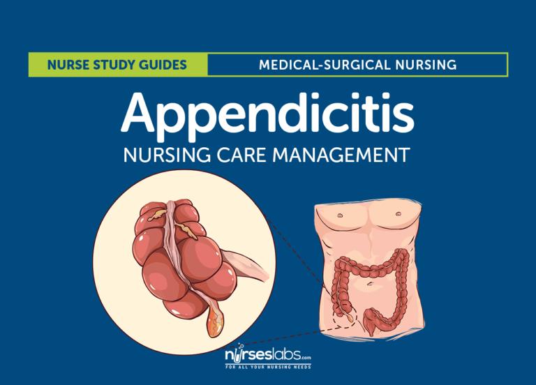Appendicitis Nursing Care Management: Study Guide