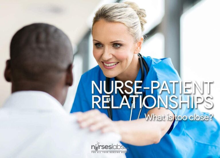 Nurse-Patient Relationships: What is Too Close?