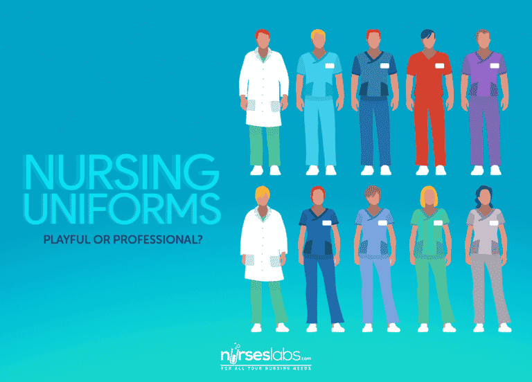 Nursing Uniforms: Playful or Professional?