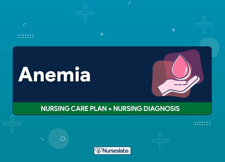 5 Anemia Nursing Care Plans
