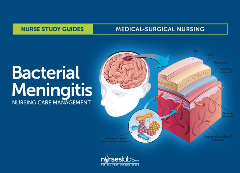 Bacterial Meningitis Nursing Care and Management: Study Guide