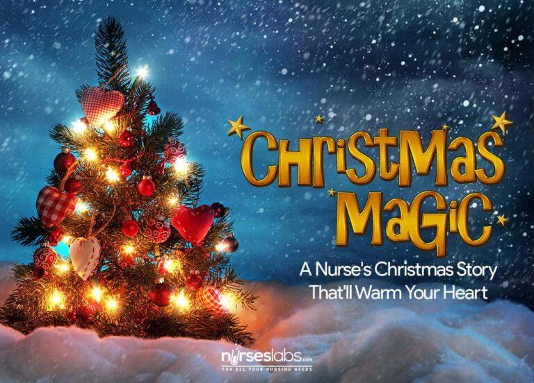 Christmas Magic: A Nurse's Christmas Story That'll Warm Your Heart