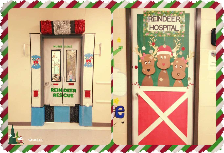 5 Nursing Christmas Decor Ideas That Are Fun And Easy
