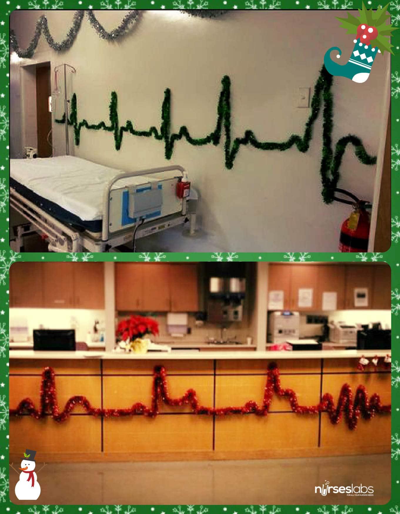 Nursing Garlands 1