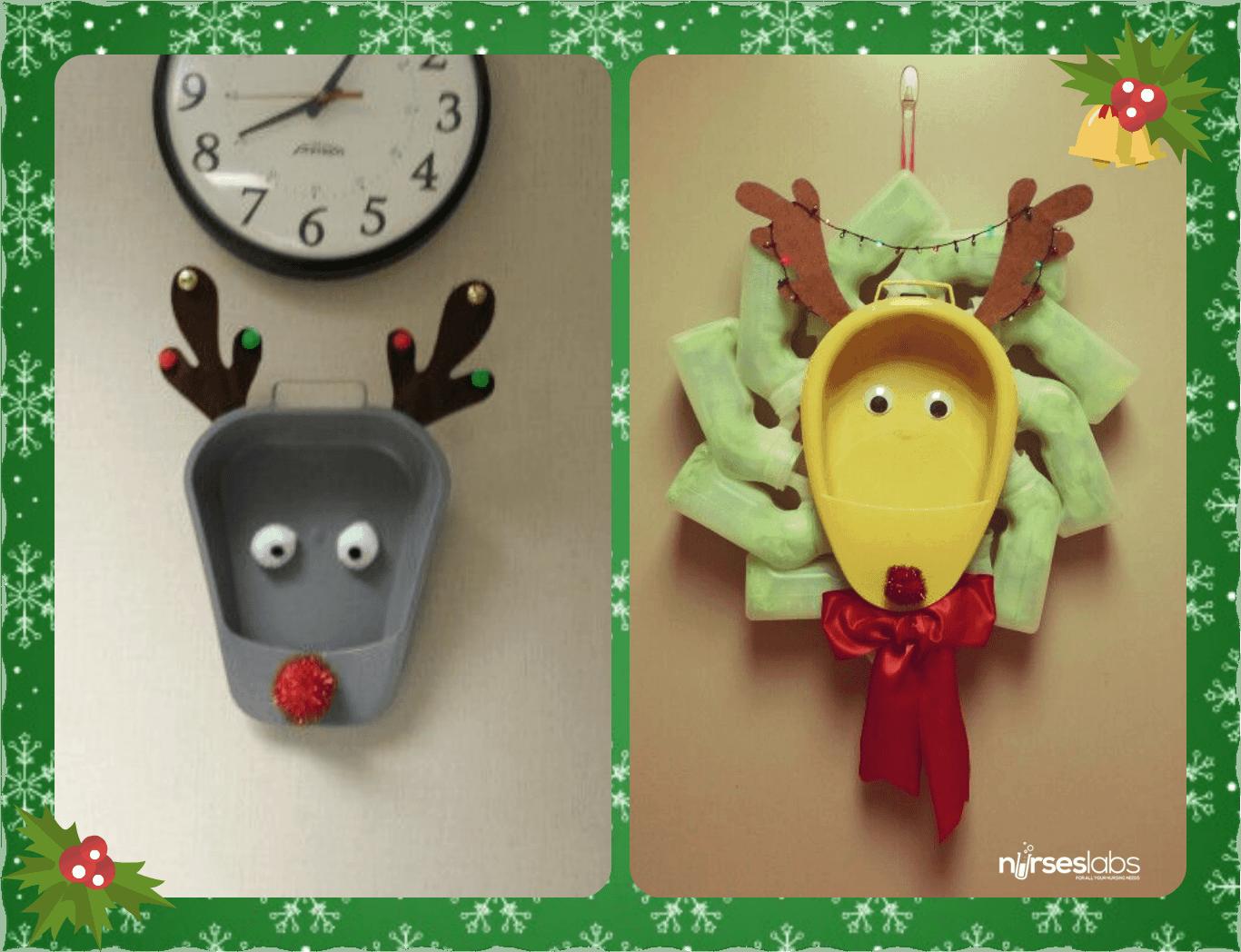Nursing Reindeers for Christmas
