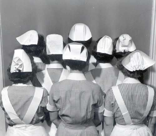 Nursing Hats or Caps