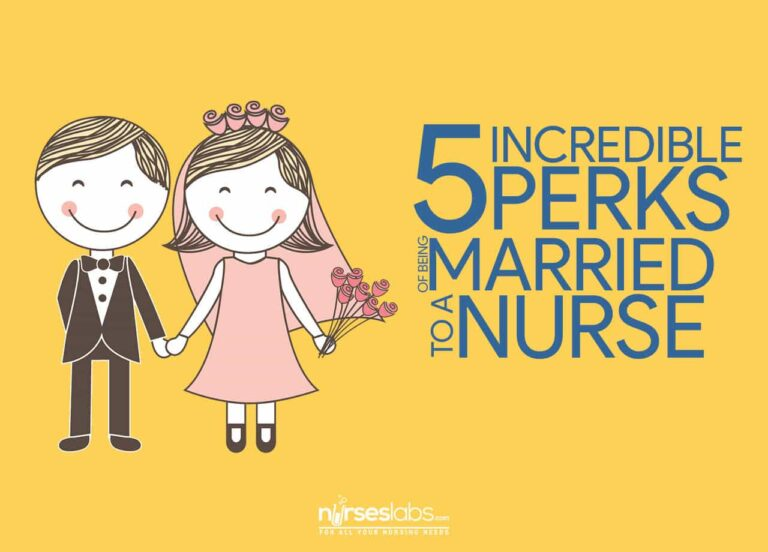 5 Incredible Perks of Being Married to A Nurse