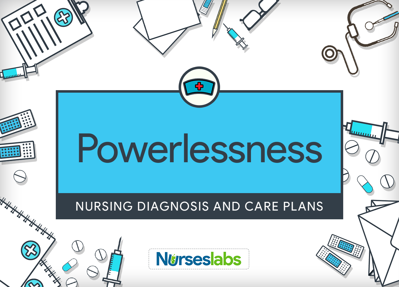 Powerlessness Nursing Diagnosis and Care Plan