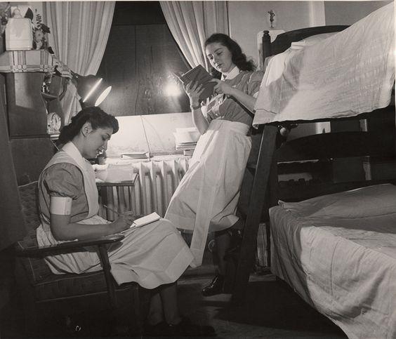 Nursing Residence Vintage