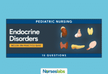 Pediatric Nursing: Endocrine Disorders NCLEX Practice Quiz (15 Questions)