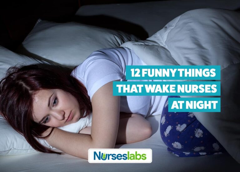 12 Funny Things That Wake Nurses at Night