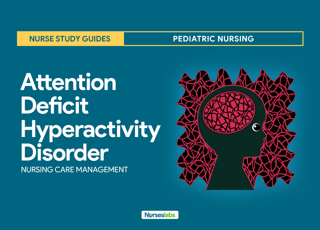 Recent Developments In The Genetics Of Attention Deficit Hyperactivity >> Attention Deficit Hyperactivity Disorder Nursing Care Management