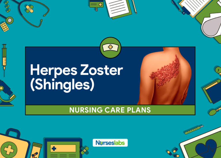 4 Herpes Zoster (Shingles) Nursing Care Plans