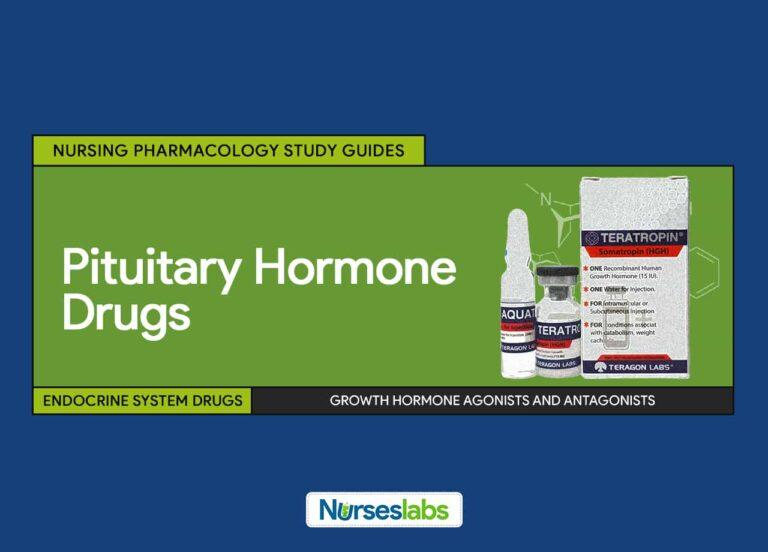 Pituitary Hormone Drugs