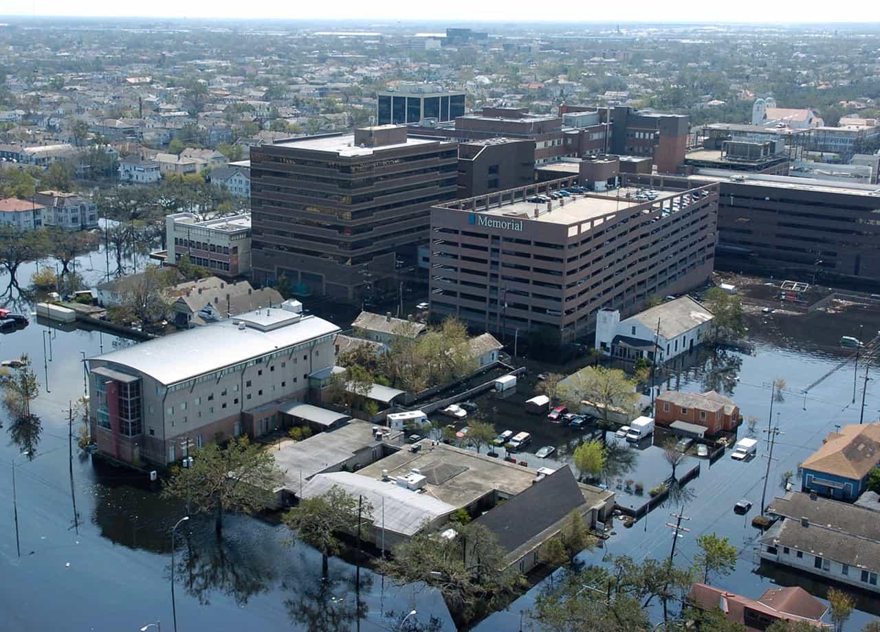 Hurricane katrina and the deadly choices at memorial - Garden park medical center gulfport ms ...