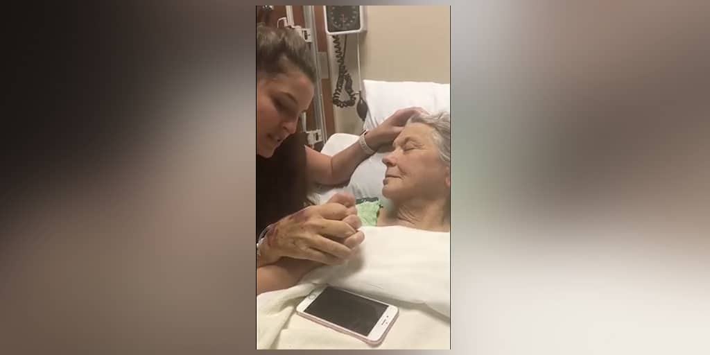 video of nurse singing for dying patient  u2013 what does it