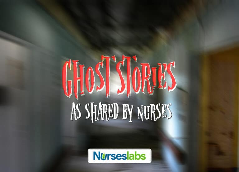 8 Ghost Stories as Shared by Nurses