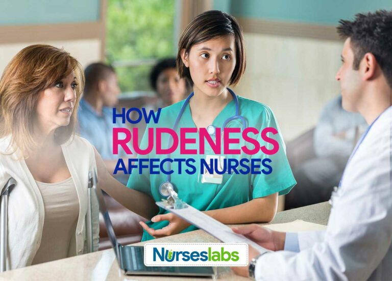 How Rudeness in Healthcare Setting Affects Nurses