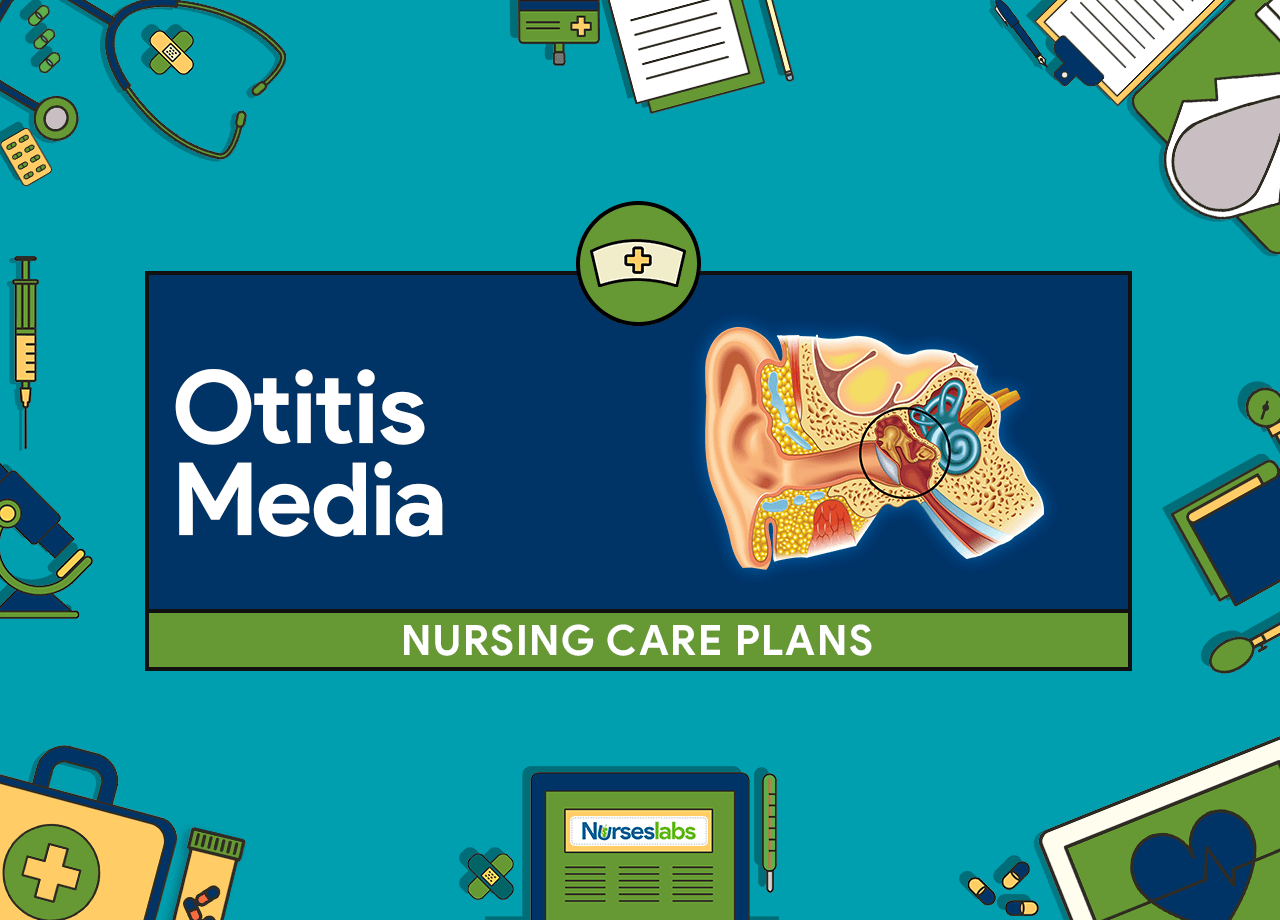 4 Otitis Media Nursing Care Plans