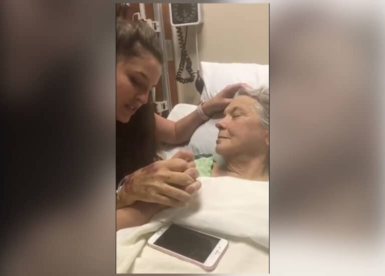 Video of Nurse Singing to Dying Patient – What Does it Mean for Nurses and Nursing?