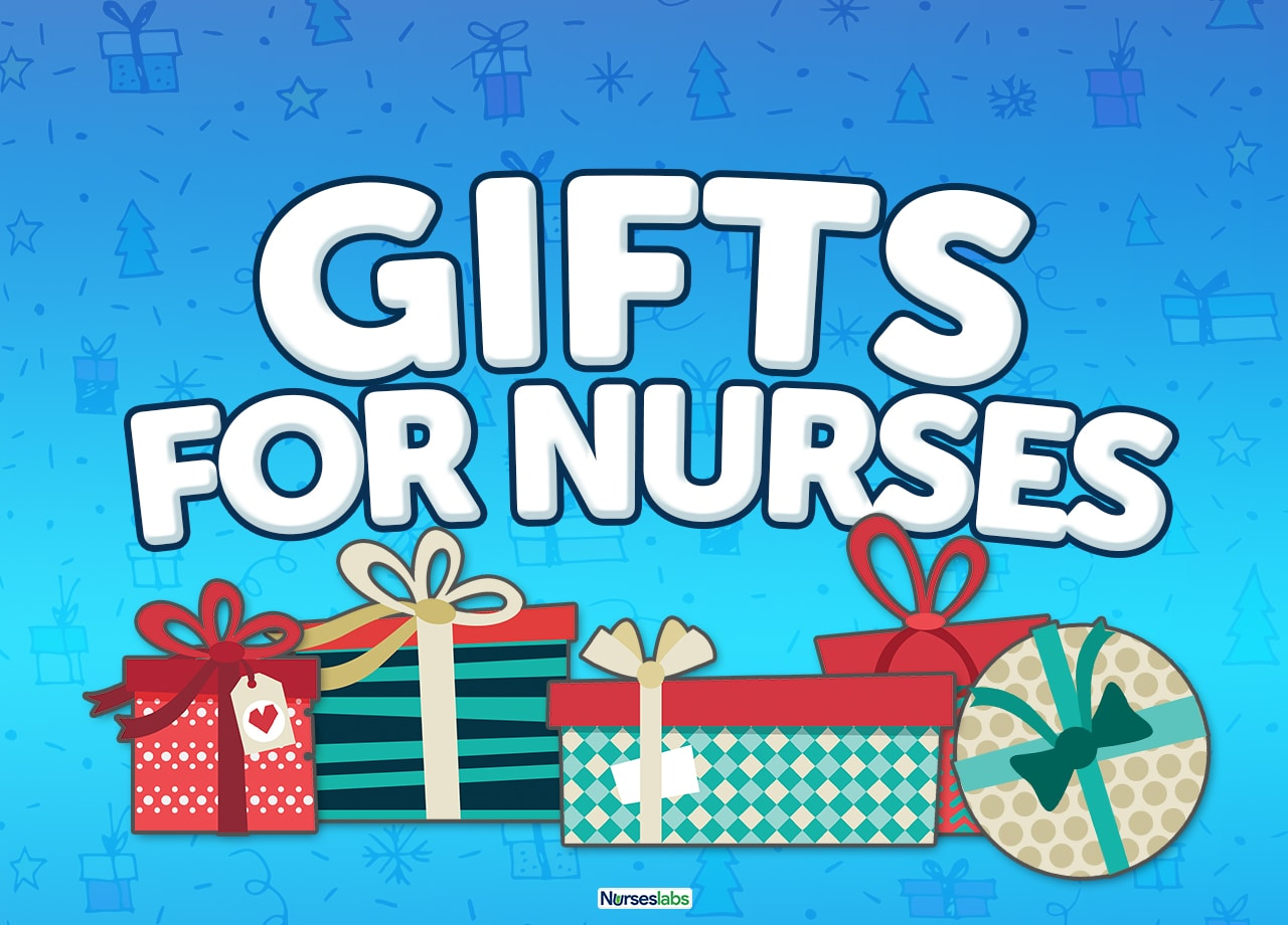 Collection of the best gifts for nurses!