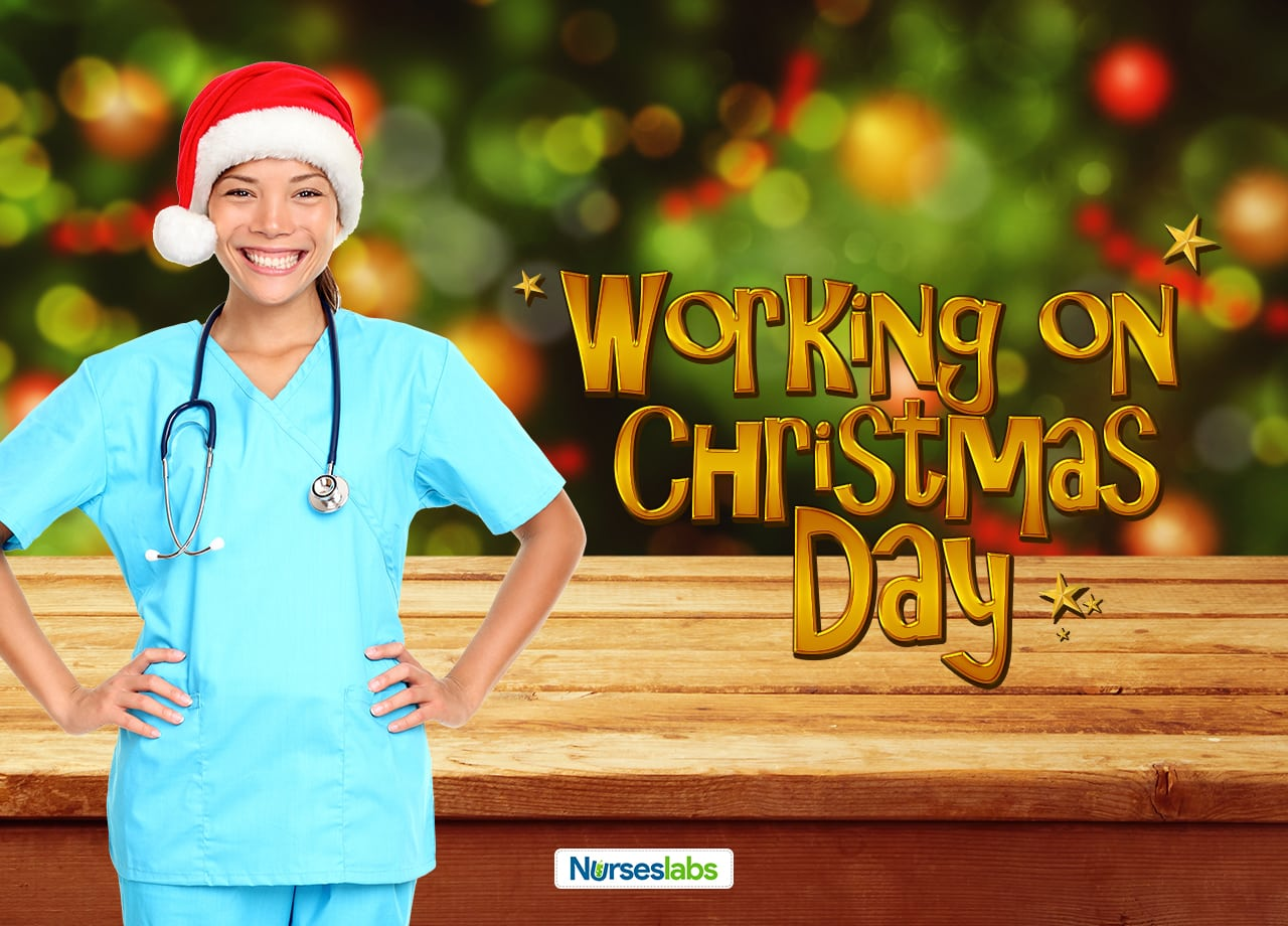 When Nurses Have to Work on Christmas Day