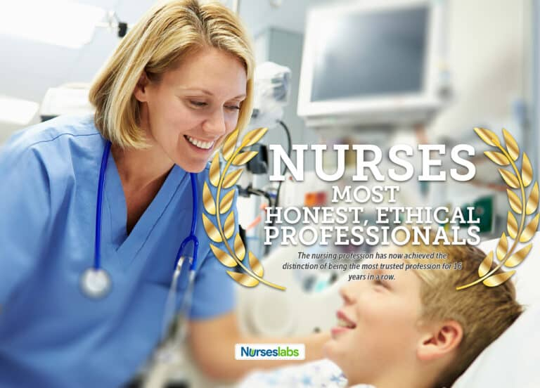 FT -Nurses Remain Most Honest, Ethical Profession in 2017 Gallup Poll