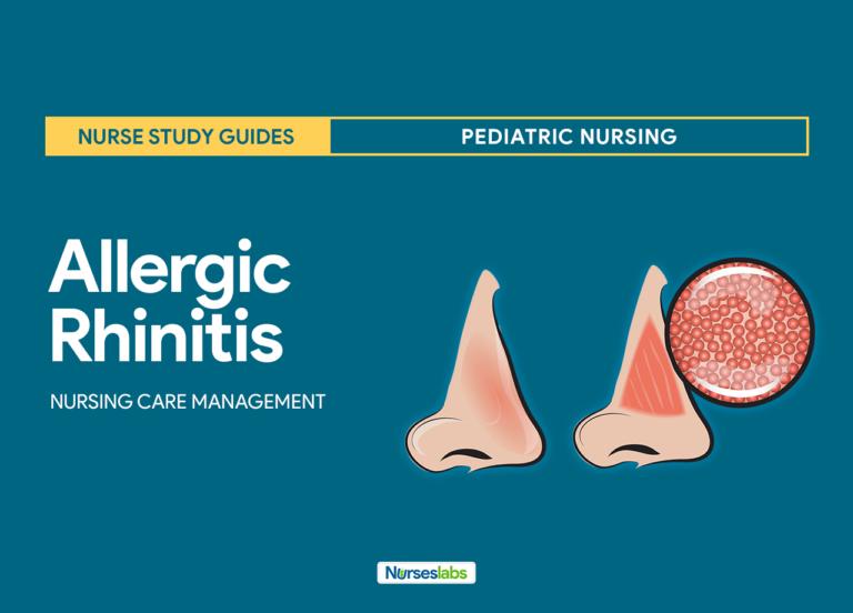 Allergic Rhinitis Nursing Care Management