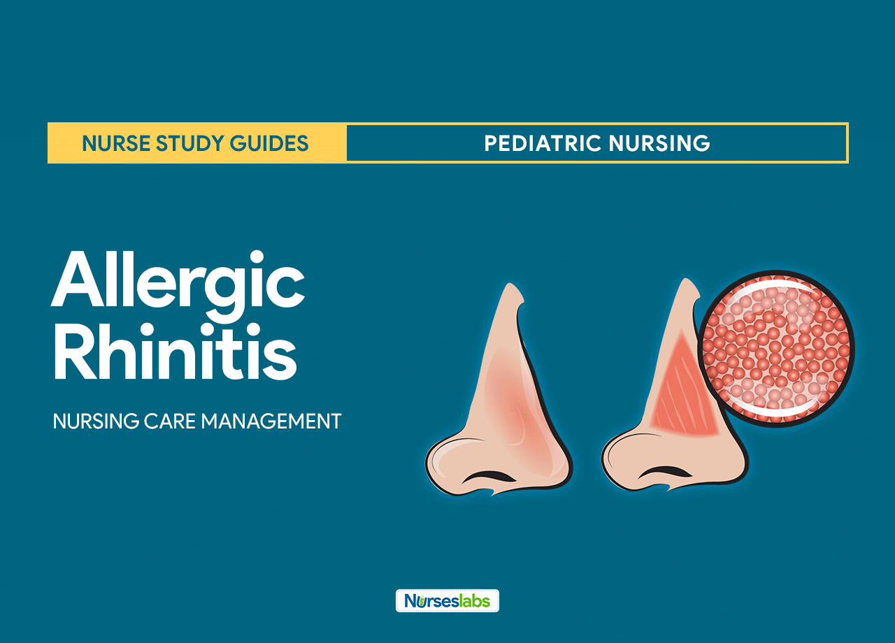 Allergic Rhinitis Nursing Care Management